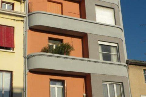 Réfection de façade cours Gambetta – CAVAILLON